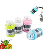 Magnetisatie Kraan Water Filter,4 STKS Clean Purifier Filter Cartridge Waterkraan, Anti-morsen Waterbesparende voor Keukenkraan