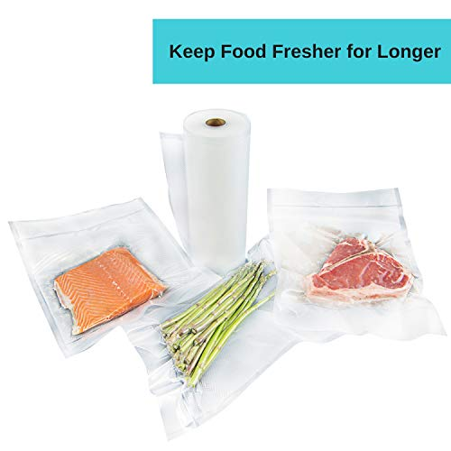 Houseables Vacuum Sealer Roll 2 Pack