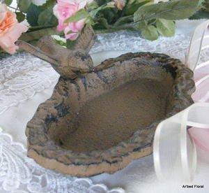 cast iron bird soap dish - 6