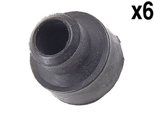 Mercedes (77-81) CIS Fuel Injector Seal (x6) at Nozzle Tip