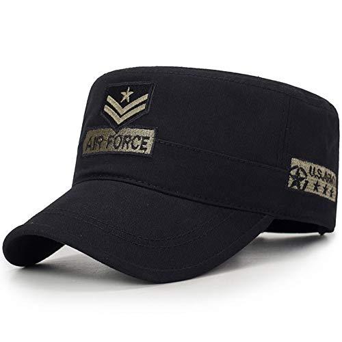 4500c26cfc8a8 AKIZON Air Force Army Cap Baseball Hats .