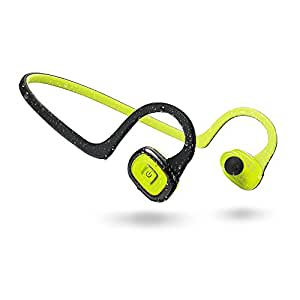 Bluetooth Headphone, TaoTronics Wireless Sport Headphones with Microphone (Ergonomic-Designed Ear Hooks, Sweatproof, Soft Silicone Gel Surface, In-Ear Ear Buds)