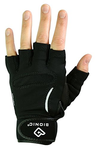 (Bionic Women's SRG Fitness Gloves, Small)