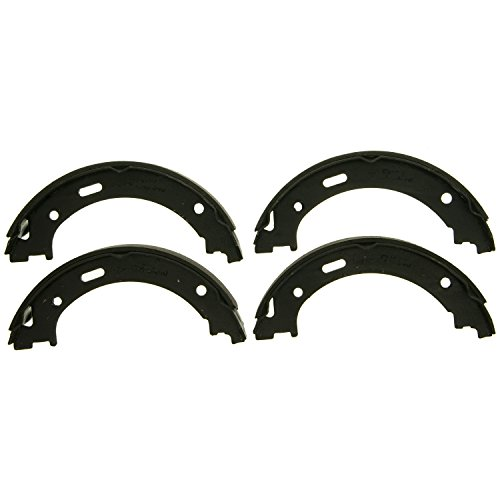 Jeep Parking Brake Shoe (Wagner QuickStop Z843 Parking Brake Shoe Set,)