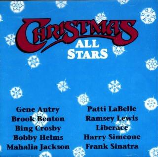 Christmas All Stars (Harry Simeone Chorale Little Drummer Boy Cd)