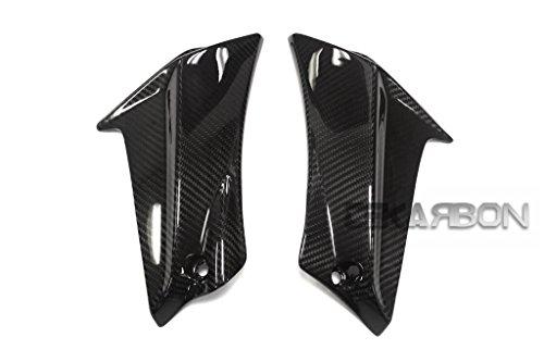 2011 - 2015 Suzuki GSXR 600 750 Carbon Fiber Side Fairing Panels - (Carbon Fiber Fairing)