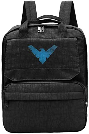 SYAyeah Nightwing Portable Fashion Travel Sports Shoulder Backpack