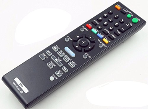 New OEM Replacement Sony Blu-ray Player Remote Control RMT-B