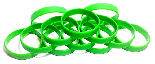 Eventitems 48 pcs Multi-Pack Silicone Wristbands - ()