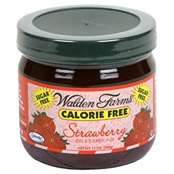 Walden Farms Calorie Free Strawberry Fruit Spread 12 Oz (Pack of 6) - Pack Of 6