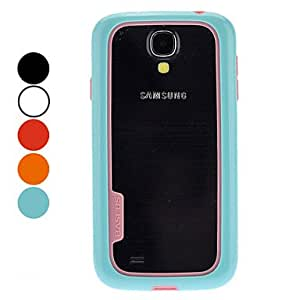 HP Color Matching Bumper Frame for Samsung Galaxy S4 I9500 (Assored Colors) , Orange