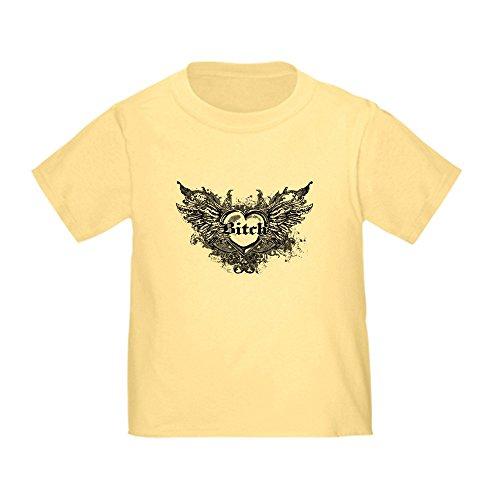 Bitch Yellow T-shirt - 7