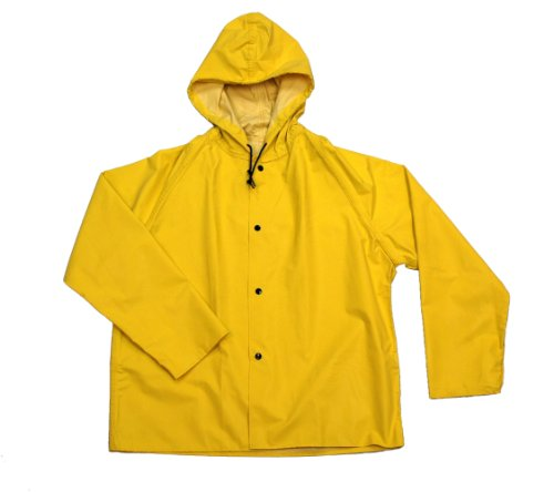 istant Neoprene/Nylon Magnum Jacket with Attached Hood, 30-1/2