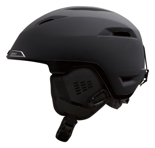 Giro Edit Ski Helmet Matte Black LG by Giro