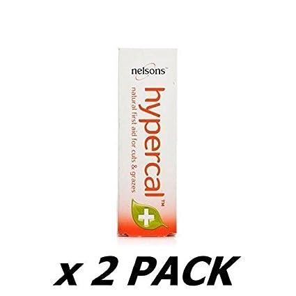 Amazon.com: hypercal Crema – Natural de primeros auxilios ...