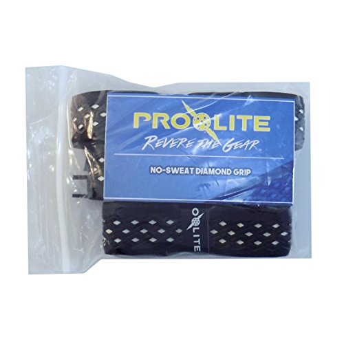- ProLite No-Sweat Diamond Grip for Pickleball Paddles - Set of 3 Grips