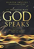 img - for 101 Prophetic Ways God Speaks: Hearing God is Easier than You Think book / textbook / text book