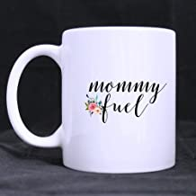 Daniellestore New Personalised Custom Printed Mommy Fuel Tea Cup Coffee Mug White Mug YOUR IMAGE PHOTO TEXT GIFT