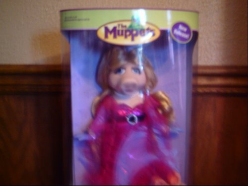 The Muppets Miss Piggy Porcelain Doll by Brass Key [parallel import goods]
