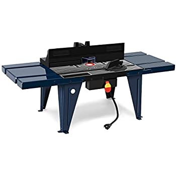 Phenomenal Bosch Benchtop Router Table Ra1181 Amazon Com Caraccident5 Cool Chair Designs And Ideas Caraccident5Info