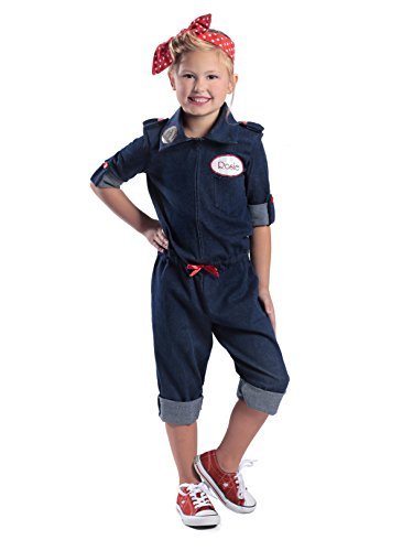 Princess Paradise Rosie The Riveter Costume]()