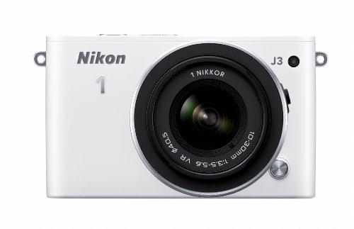 Nikon 1 J3 14.2 MP HD Digital Camera with 10-30mm VR 1 NIKKO