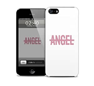 Angel White Custom Beyonce Iphone 5 Case Cover