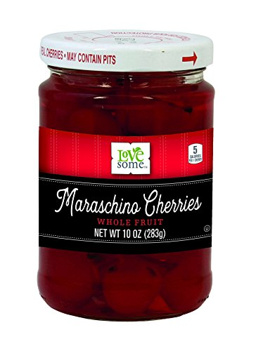 LoveSome Maraschino Cherry, 10 Ounce by LoveSome (Image #3)