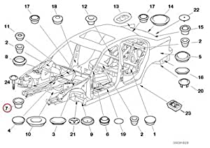Mazda 3 Ac Drain Location