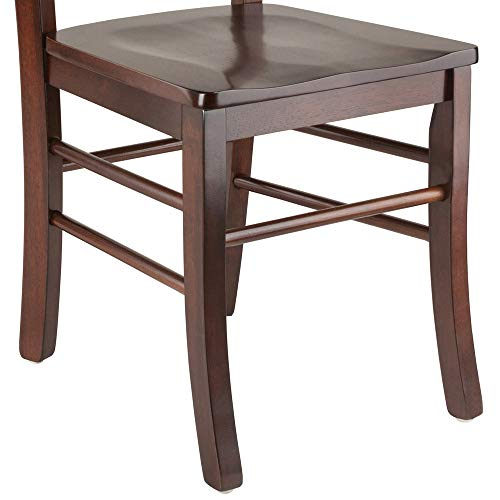 Winsome Wood 94232 Benjamin Seating, Walnut by Winsome Wood (Image #2)