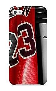 TYHde DIxBIWn3957gGStZ Nba Basketball Michael Jordan Chicago Bulls Fashion Tpu 5c Case Cover For Iphone ending
