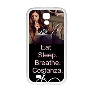 SANYISAN Chrissy Costanza Cell Phone Case for Samsung Galaxy S4