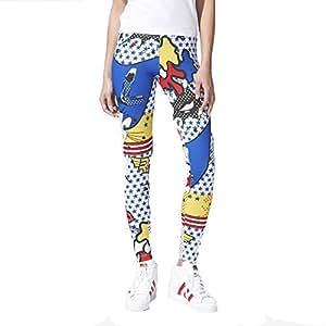Adidas Women's Super LO LE AOP Multicolor A96216 (SIZE: XS)