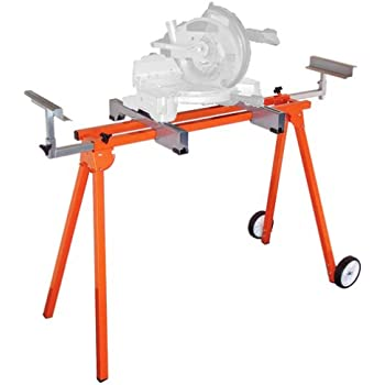 Portamate Pm3900 D I Y Miter Saw Stand With 6 Inch Wheels