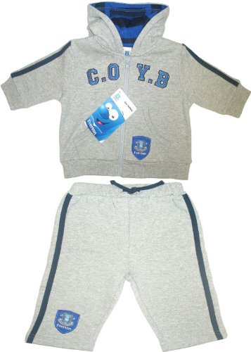 Brecrest Babywear Everton Football Club - Chándal de Logo