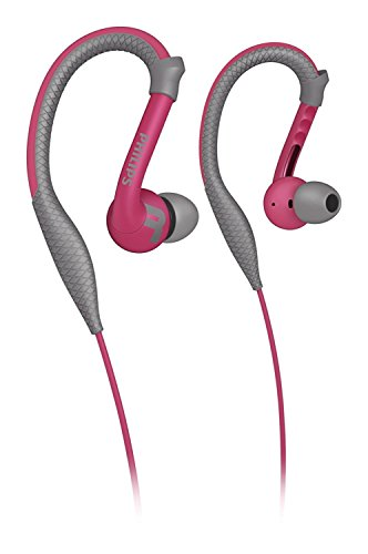 (Philips SHQ3200PK/28 ActionFit Sports Earhook Headphones)