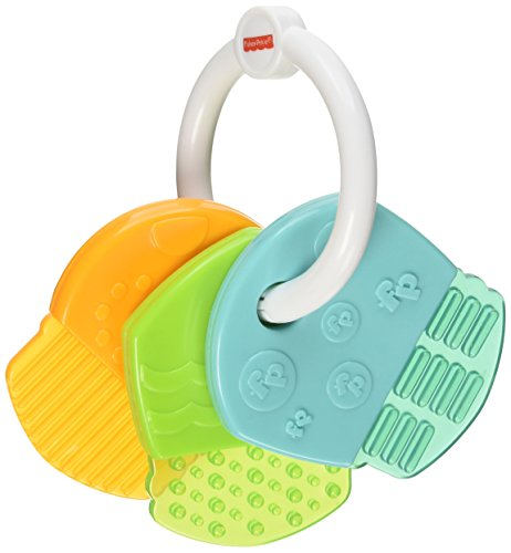 Fisher Price My First Teether Keys