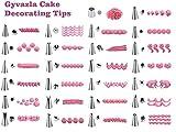 32 Pieces Cake Decorating Supplies, Gyvazla Cake