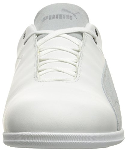 Sneaker 5 Bianco Fashion Cat Future Us Sf M Uomo Grigio Ls 10 Puma q0wX1H0vg