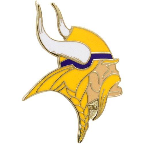 Football Fanatics NFL Minnesota Vikings Team Logo Pin - Nfl Football Pin
