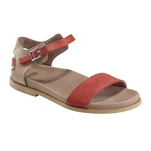 (Earth Shoes Grove Cameo Women's Bright Coral 7.5 Medium US)