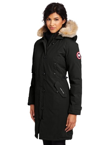 how do you know if a Canada Goose' jacket is real