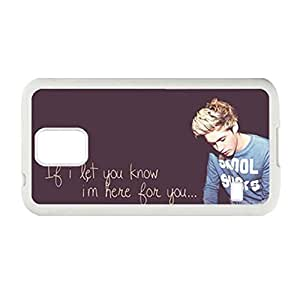 Generic Custom Design With Niall Horan For S5 Galaxy Samsung Hard Back Phone Cover For Teens Choose Design 1