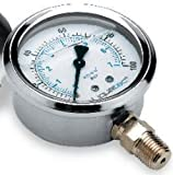 Tier1 PGB25100L Pressure Gauge