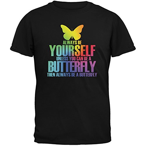 always-be-yourself-butterfly-black-youth-t-shirt-large14-16
