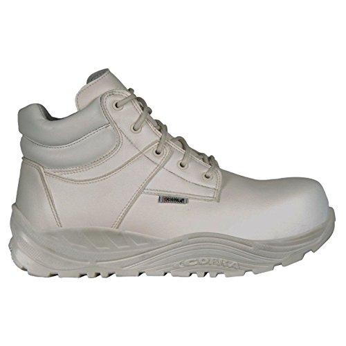 Cofra 55240-000.W43 Shintai S3 Ci Chaussures de sécurité SRC Taille 43 Blanc
