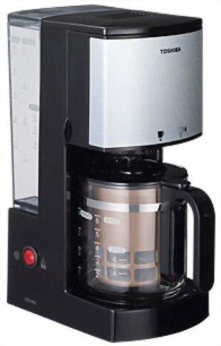 TOSHIBA coffee maker black HCD-6MJ (K)