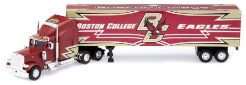 (Upper Deck Boston College Eagles 2007-08 NCAA Peterbilt Tractor Trailer)