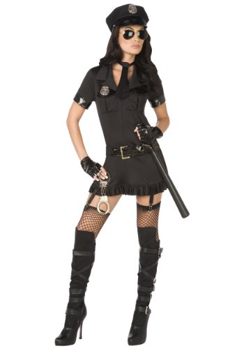 Sexy Bad Cop Costume Large (Sexy Bad Cop Costumes)