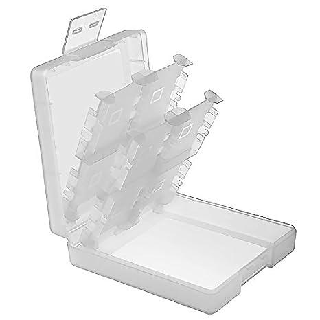 Amazon.com: 16 en 1 Tarjetas de juego caja para Nintendo DS ...